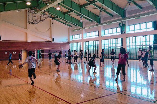 運動不足を解消しよう! 弘前大学バレーボールサークル「D&R」