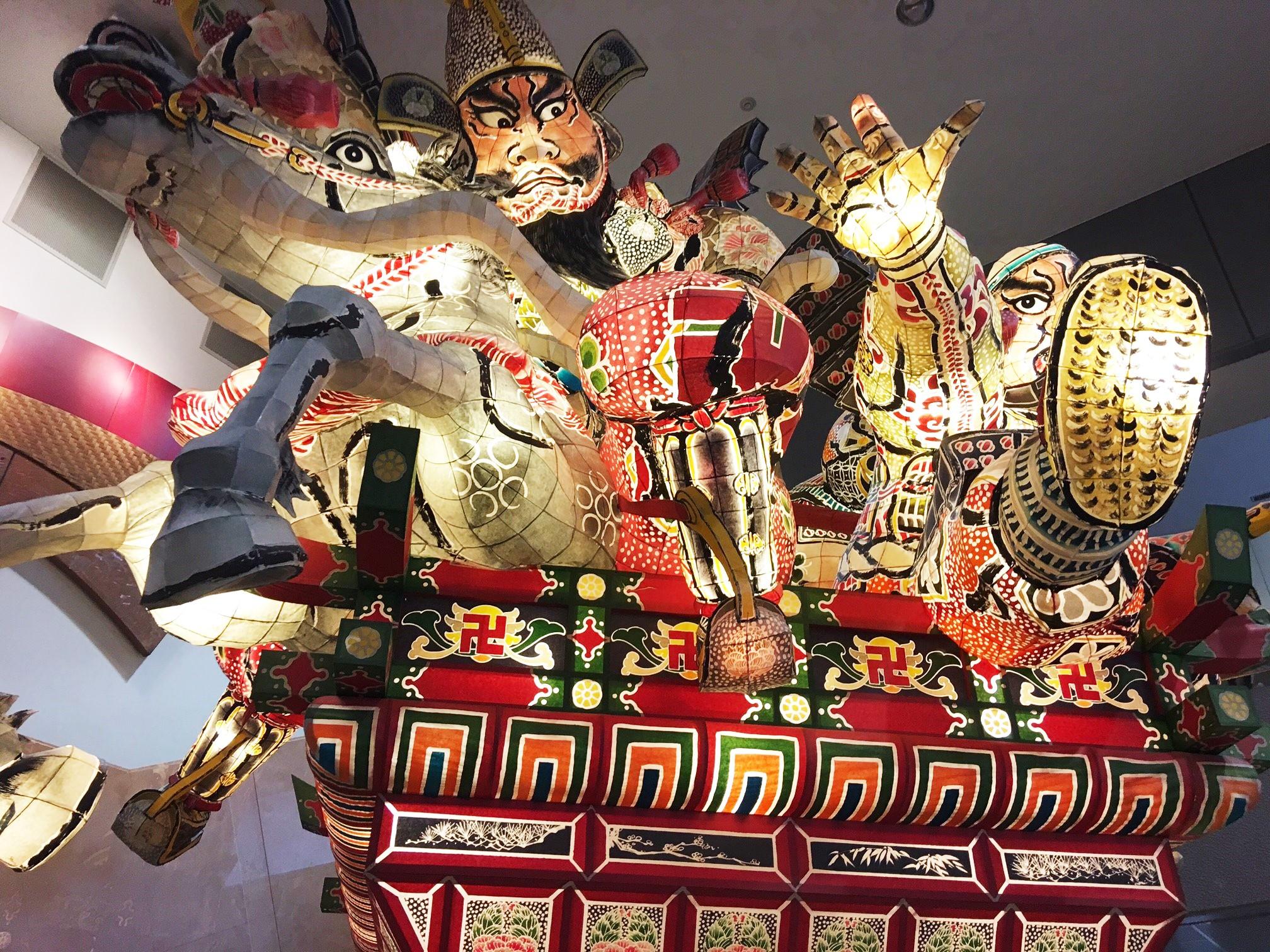 弘前の観光ならここにおまかせ!弘前市立観光館