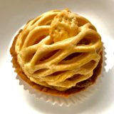 りんごまるごと1個!!チーズ風味のお洒落なアップルパイをぜひ!!『フランス食堂 シェ・モア』