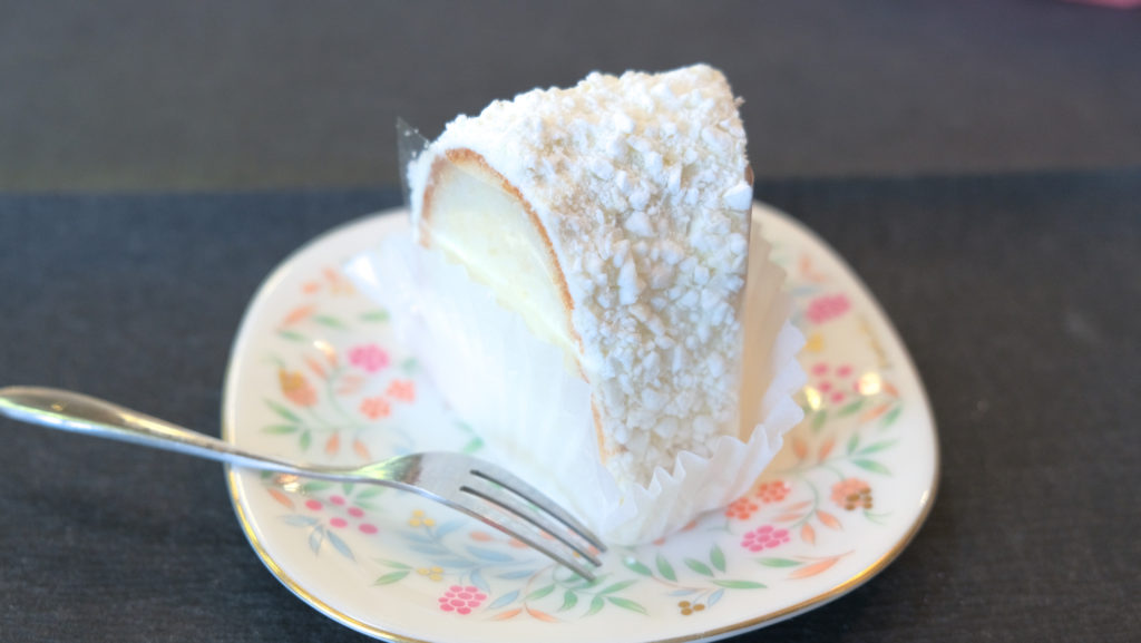 エンゼルケーキ ¥270