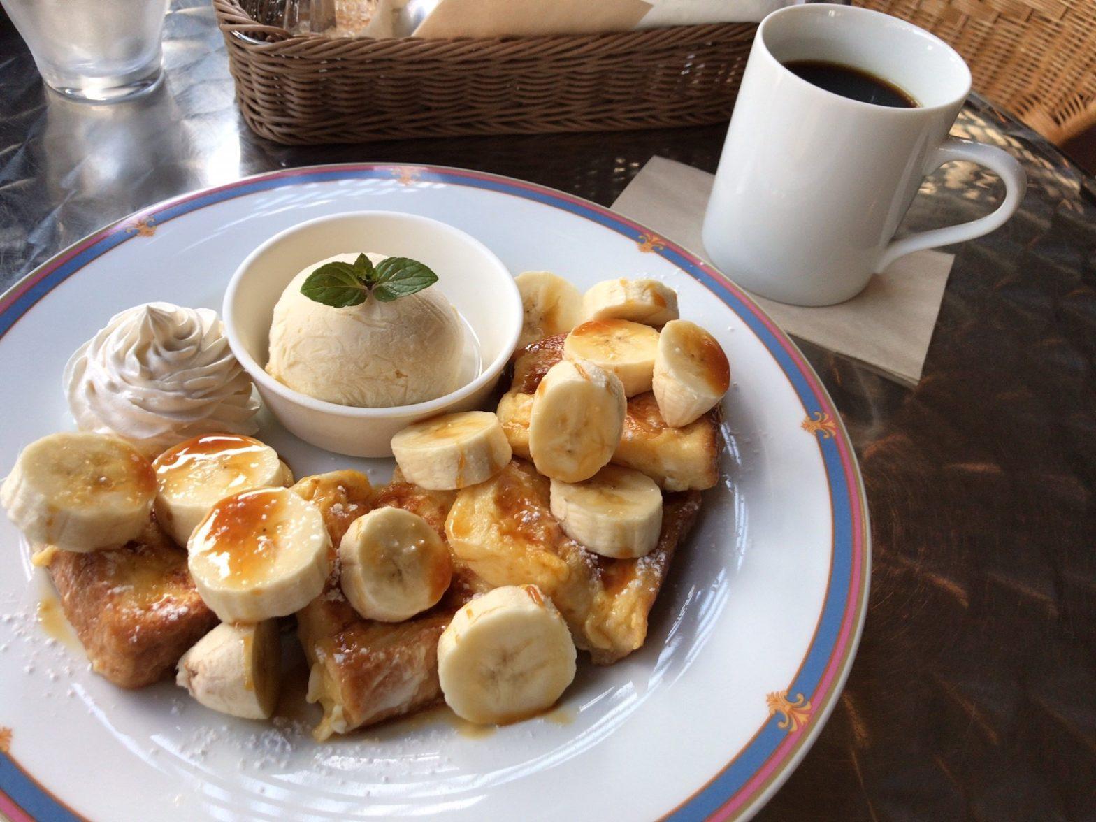 弘前 カフェ フレンチトースト